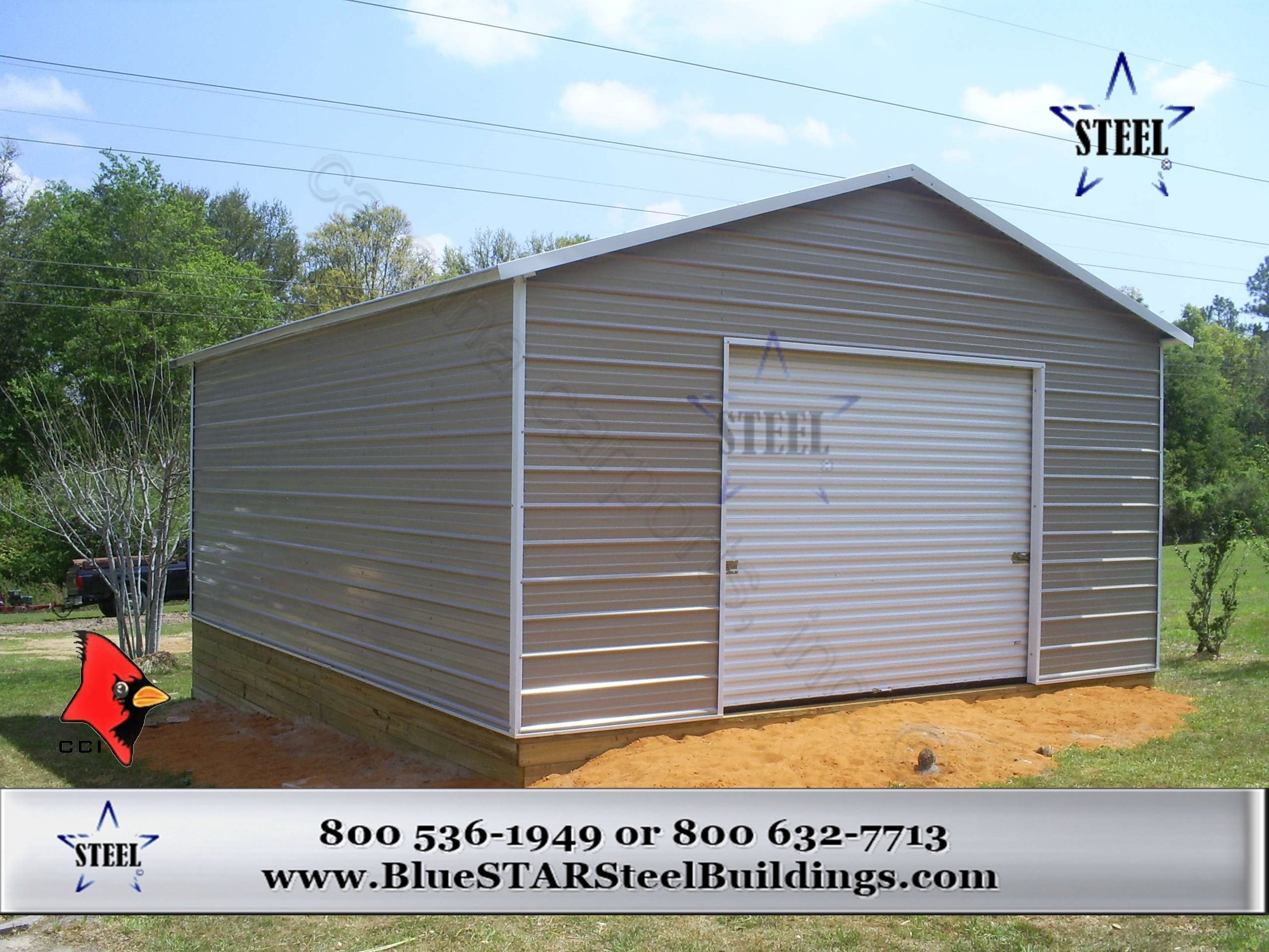 barn low buildings part carport three garage cost gallery garages combo steel bluestar